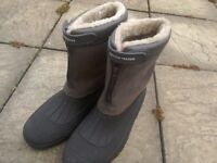 Cotton Traders winter boots