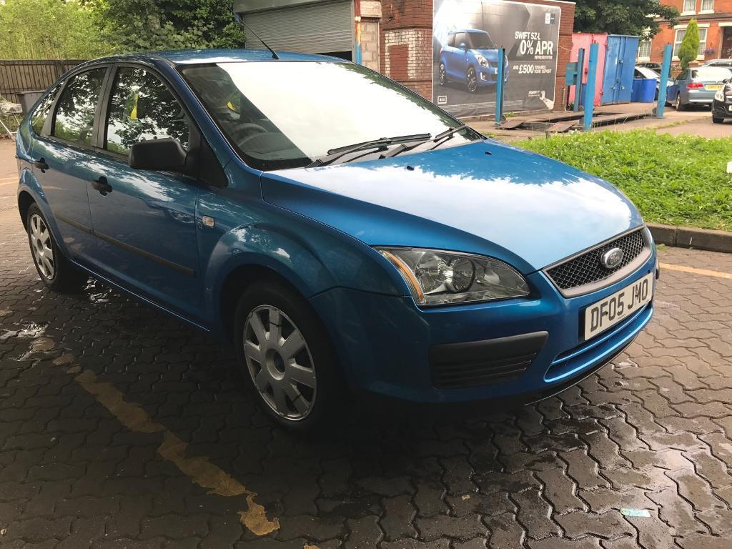 Ford focus 1.6 £550