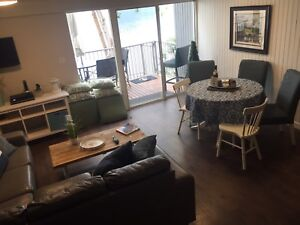 Two-Storey Lake Front Condo for Rent