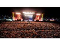 2x reading festival tickets, EMINEM headliner