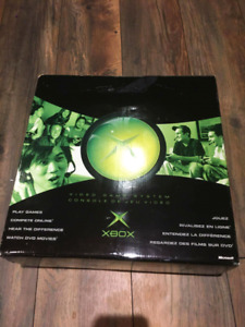 Original Xbox Complete in Box