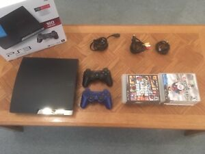 PlayStation 3 (PS3) with Games