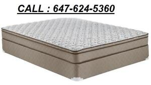 MATTRESS SET ON PROMOTION FOR $149.99 CALL 647-624-5360