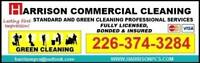 Harrison Professional Cleaning Services