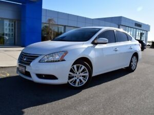2013 Nissan Sentra SL  SL - Leather - Push To Start