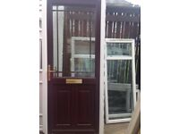 upvc front door £35