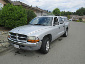 2001 Dodge Dakota QuadCab Pickup Truck