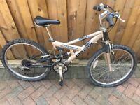 Child's Raleigh max bike