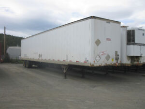 53 ft trailer for rent