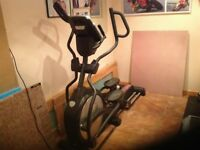 Sole 95 Elliptical Cross Trainer 2014/15 Model