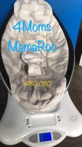 4Moms MamaRoo, Medela Breast Pump,