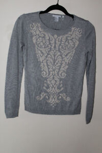H&M Light Grey Sweater