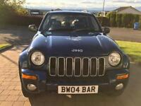 2004 Jeep Cherokee Limited 3.7L Petrol 4WD *low mileage*