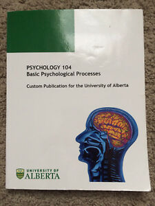 First Year Psychology Text Books