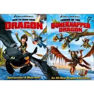 How To Train Your Dragon & Legend Of The Boneknapper Dragon *NEW