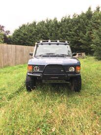 Range Rover Classic 3.9 V8 Auto