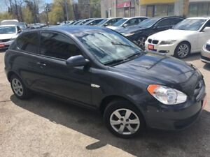 2009 Hyundai Accent AUTO GL/AUTO/LOADED/CLEAN CAR PROOF