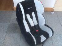 "Superb sports car design RECARO "" Junior Expert""car seat for 9kg upto 18kg(9mths to 4yrs)-washed"
