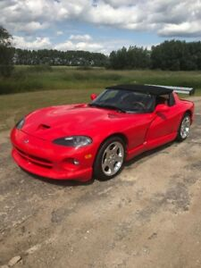 2001 Dodge Viper RT/10 Convertible