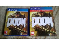 Doom Game for Playstation 4
