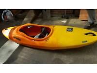 Pyranha h:3 kayak