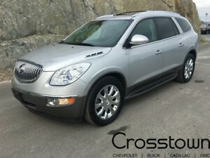 2012 Buick Enclave CXL/ Remote Start/ Backup Camera/ Sunroof