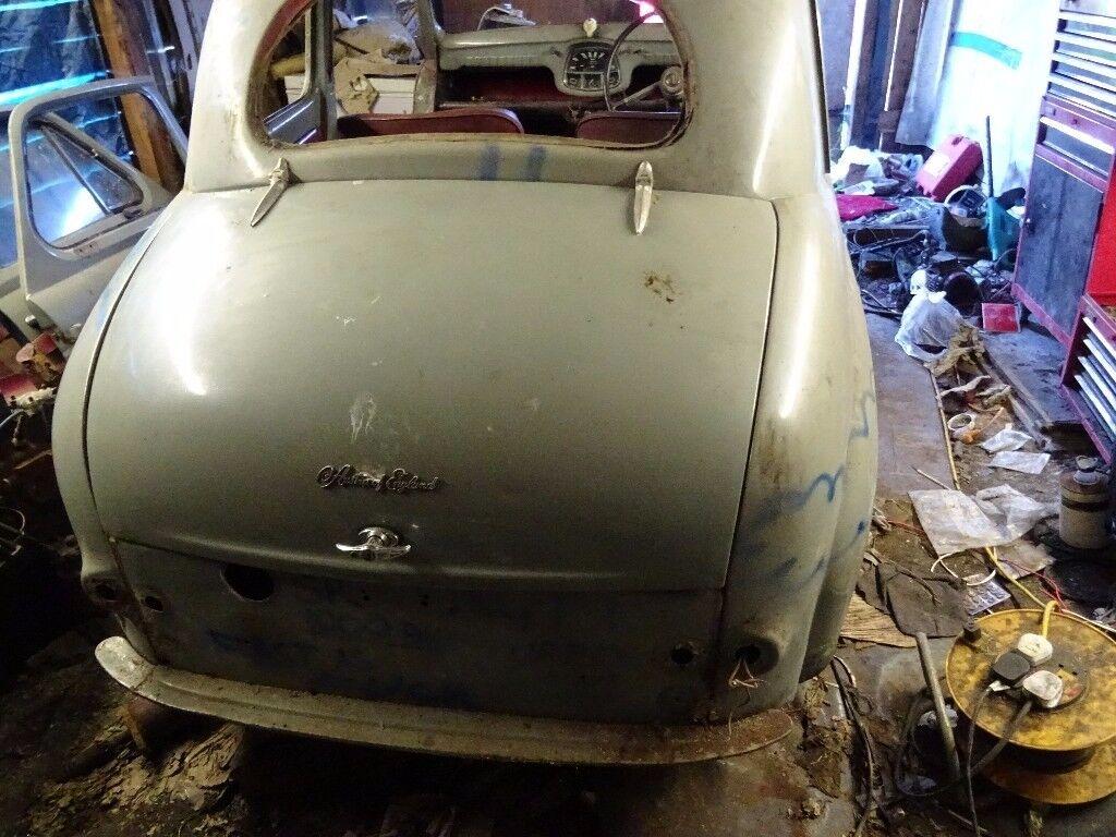 Classic Car Austin A30 Barn Find 1955 Full Restoration Project