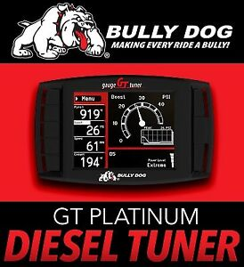 Bully dog 1999 up diesel tuner