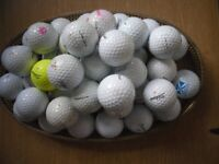 50 Titleist Golf Balls