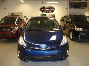2012 Toyota Prius v TECHNOLOGY  REDUCED $15995