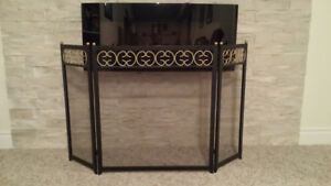 Fireplace Screen - Excellent  condition