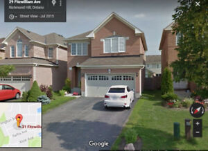 3 bedroom double garage detached house closed to wilcox lake