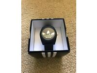 Adidas Black and Gold watch