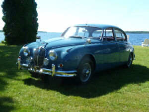Jaguar Mark II  1961 3.8L