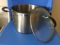 Induction friendly Cooking Vessel