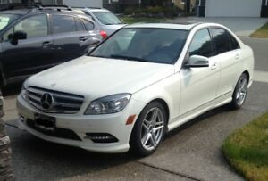 2011 Mercedes-Benz C-250 4Matic