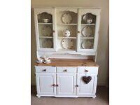 Beautiful Ducal Pine Dresser Lovingly Restored in Annie Sloan Original Chalk Paint