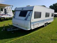 Hobby prestige 650 caravan