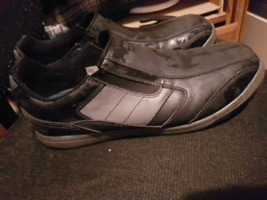 Marks Size 13 Steel Toe and Safety Shoes