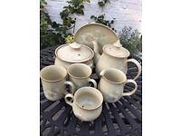 Denby 'Daybreak' 72 piece stoneware set