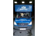 BDT Removals. White van man services