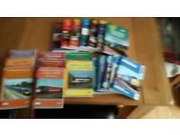 Railway log books