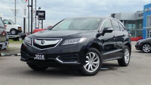 2016 Acura RDX Technology Package, One Owner, No Accident