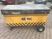 van vault used but good no damage full set of keys