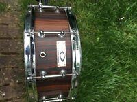 KD Custom snare drum 14x5.5