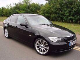 BMW 3 SERIES 3.0 330d SE 4drFull BMW History Grey Leather