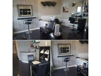 Hair and beauty salon for sale. 11years in trading ready to move in and start trading :-)