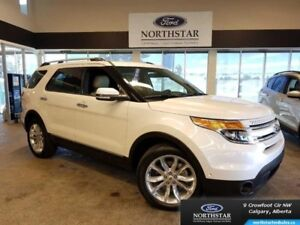 2015 Ford Explorer Limited  - Leather Seats -  Bluetooth - $274.