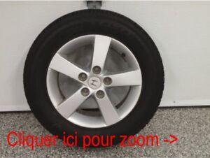 Pneus pneu pneux hiver Toyo G-O2 Plus 195/65R15 et Mags mag