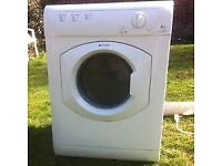 89 Hotpoint TVM560 6kg White Vented Tumble Dryer 1 YEAR GUARANTEE FREE DELIVERY